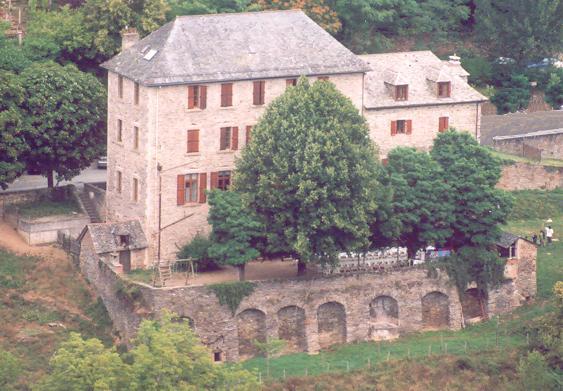 Maison Familiale De Vacances Site Principal Office De Tourisme Conques Marcillac